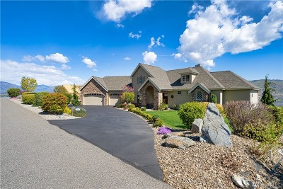 Chelan Single Family Home For Sale: 147 Clos Chevalle Rd