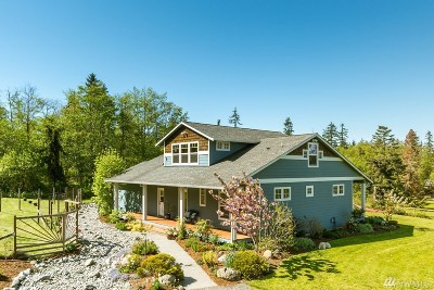 Coupeville Single Family Home Sold: 751 Conn Rd
