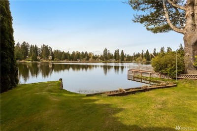 Woodinville Single Family Home For Sale: 23308 E Echo Lake Rd
