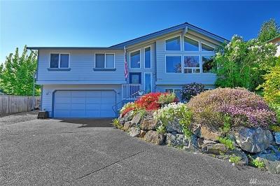 Lake Stevens Single Family Home For Sale: 12304 28th Place NE