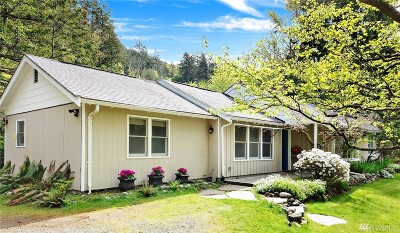 Single Family Home For Sale: 754 Chuckanut Dr.