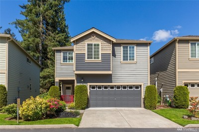 Burien Condo/Townhouse For Sale: 16233 2nd Place S #13