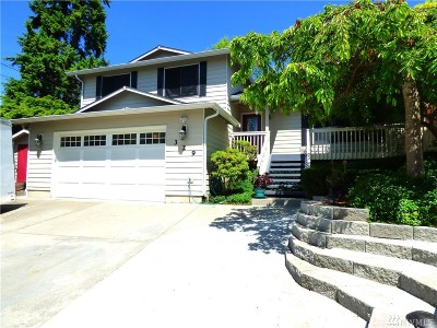 Camano Island Single Family Home For Sale: 329 Melrose Dr