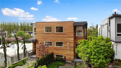 Kirkland Condo/Townhouse For Sale: 235 5th Ave #A