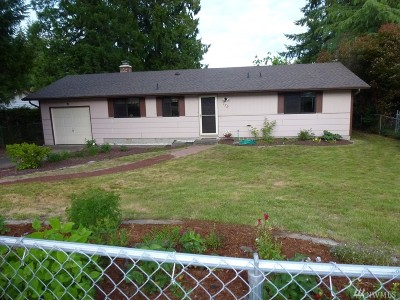 Bremerton Single Family Home For Sale: 779 NW Firglade