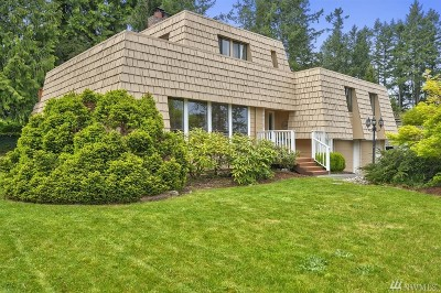 Gig Harbor Single Family Home For Sale: 3510 58th Ave NW