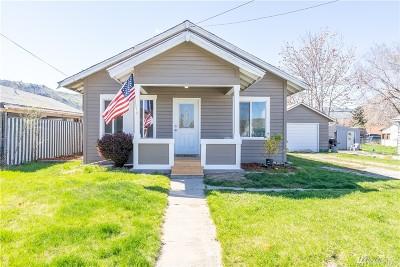 Wenatchee Single Family Home For Sale: 716 Okanogan Ave