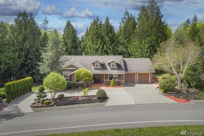 Port Ludlow Single Family Home Pending Inspection: 74 Wells Ridge Ct