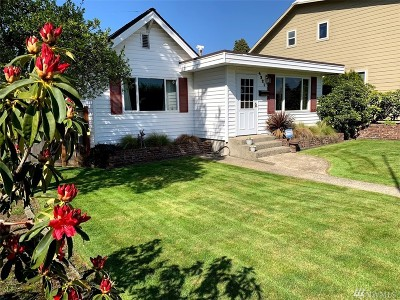 Tacoma Single Family Home For Sale: 4321 N 8th St
