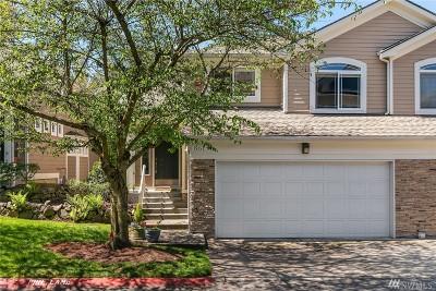 Kirkland Condo/Townhouse For Sale: 8615 113th Lane NE