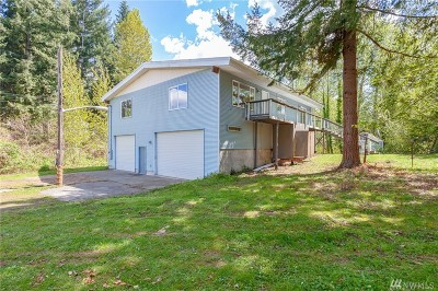 Maple Valley Single Family Home For Sale: 26015 SE 216th St