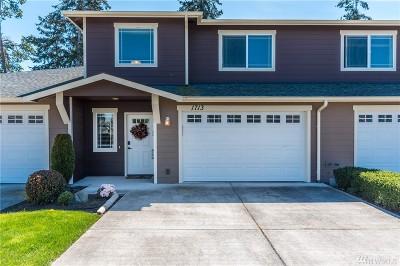 Oak Harbor Single Family Home Pending Inspection: 1713 SW Stremler Dr