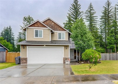 Gold Bar Single Family Home For Sale: 228 19th St