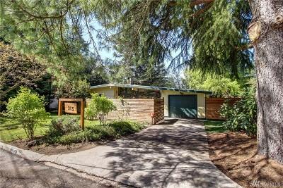 Bellevue Single Family Home For Sale: 315 161st Ave NE