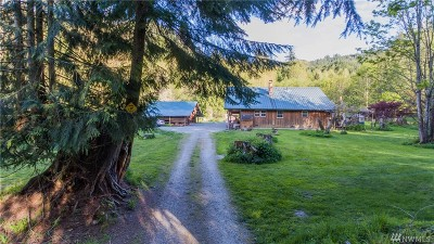 Concrete Single Family Home For Sale: 42362 S Skagit Highway