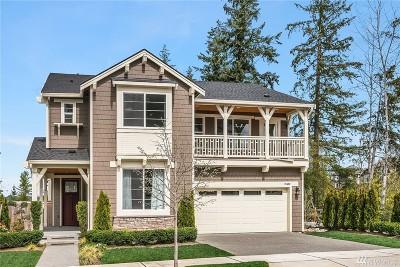 Redmond Single Family Home For Sale: 15552 NE 118th Wy