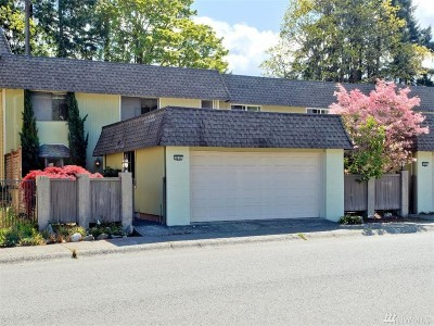 Redmond Single Family Home For Sale: 2632 175th Ave NE