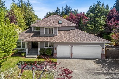Snohomish Single Family Home For Sale: 15629 64th Ave SE