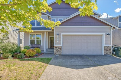 Yelm Single Family Home Contingent: 14849 91st Ave SE