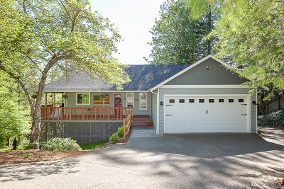 Maple Valley Single Family Home For Sale: 21720 SE 255th Place