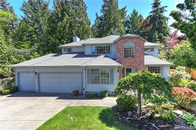 Renton Single Family Home For Sale: 1822 Ilwaco Ave NE