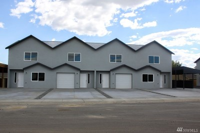 Quincy Multi Family Home For Sale: F St NE Lot 10 Block 1