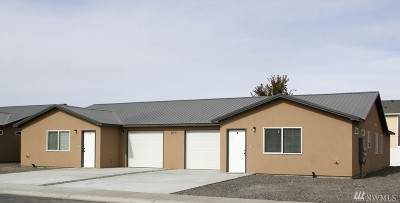 Quincy Multi Family Home For Sale: Lot 10 Block 2 F St NE