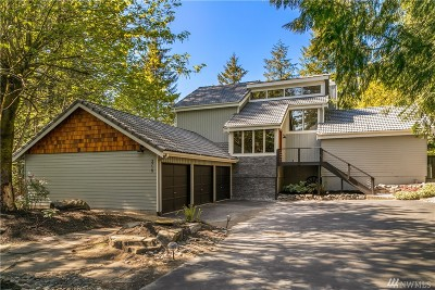 Gig Harbor Single Family Home For Sale: 3719 44th St Ct NW