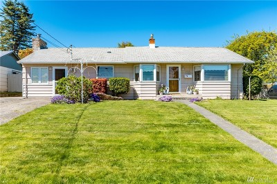 Anacortes Single Family Home For Sale: 3802 M Ave