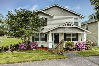 Dupont Single Family Home For Sale: 2892 Hannen St