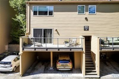 Mercer Island Condo/Townhouse For Sale: 2941 76th Ave SE #5B