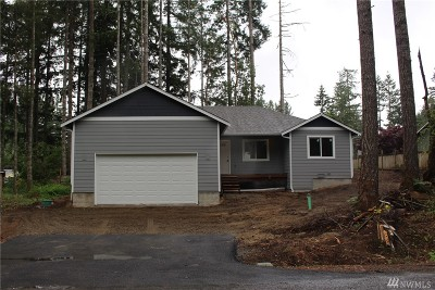 Pierce County Single Family Home For Sale: 19518 17th St SW