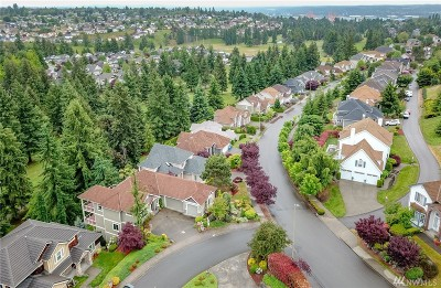 Federal Way Single Family Home For Sale: 4515 Country Club Dr NE