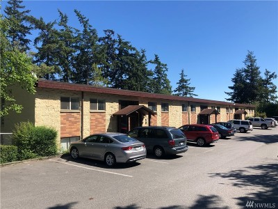 Oak Harbor Condo/Townhouse Pending Inspection: 51 NW Columbia #104