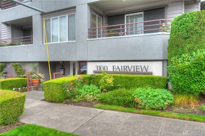 Condo/Townhouse For Sale: 3100 Fairview Ave E #305