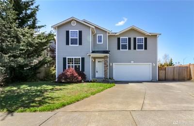 Orting Single Family Home Contingent: 931 Riddell Ave NE
