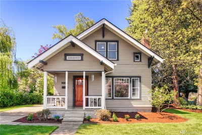 Sumner Single Family Home Contingent: 1414 Lawrence Ave