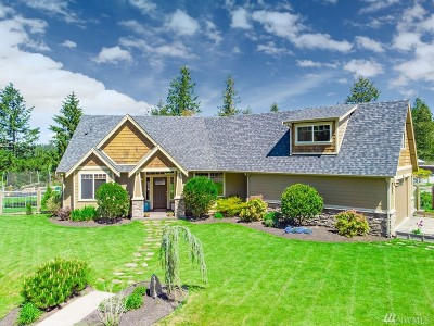 Olympia Single Family Home For Sale: 8032 93rd Trail SE