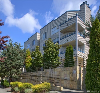 Condo/Townhouse Sold: 6970 California Ave SW #B202