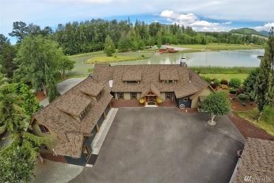 Skagit County Single Family Home For Sale: 18055 Bow Lake Lane