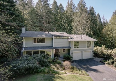 Sammamish Single Family Home For Sale: 2207 207th Ave SE