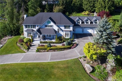 Snohomish County Single Family Home For Sale: 21800 Nootka Rd