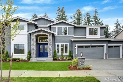 Sammamish Single Family Home For Sale: 24097 SE 28th St #Lot28