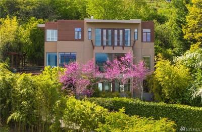 Seattle Single Family Home For Sale: 639 Hillside Dr E