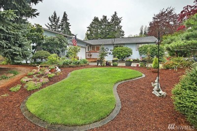 Woodinville Single Family Home For Sale: 14526 129th Ave NE