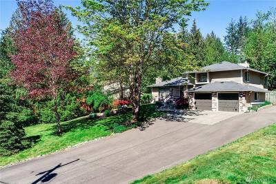 Renton Single Family Home For Sale: 18122 E Spring Lake Dr SE