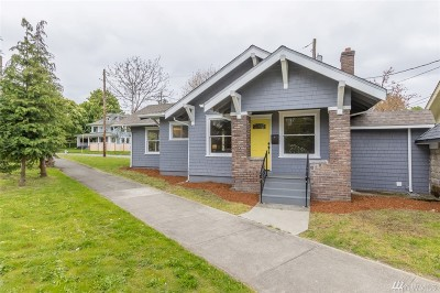 Single Family Home For Sale: 1505 Division Ave