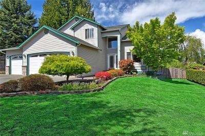 Lake Stevens Single Family Home Contingent: 11709 32nd St NE