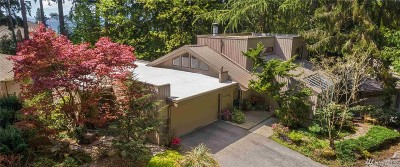 Edmonds Single Family Home For Sale: 16736 76th Ave W