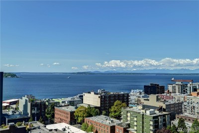 Condo/Townhouse For Sale: 2201 3rd Ave #1704